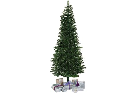 home bargains christmas trees sale on home 6ft slim tree evergreen argos now available our best price on home