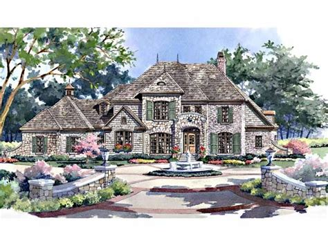 eplans french country house plan expansive master suite 16095 best images about home on pinterest