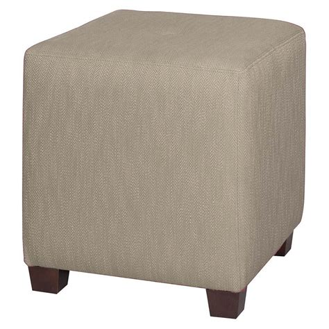 bassett furniture ottoman bassett riley 1268 00 cube ottoman dunk bright
