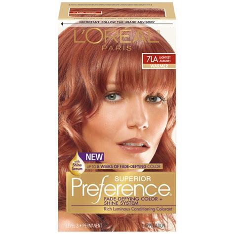 strawbrrry blonde box color feria red hair color in 2016 amazing photo