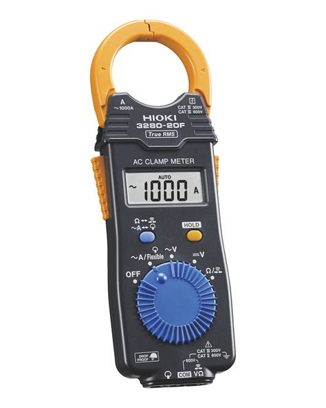 Multimeter Hioki hioki launches ac cl meter 3280 20f hioki