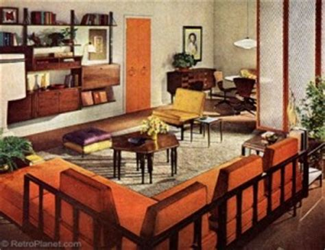 sixties home decor 1960s decorating style