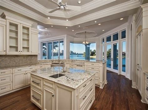 water coastal kitchen coastal kitchen with a water view in the moorings naples
