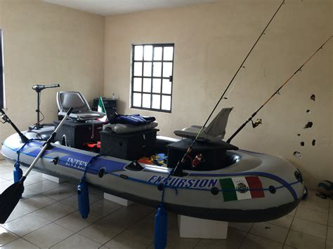 inflatable fishing boat mods intex excursion 5 inflatable mod page 2 the hull