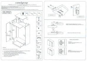 How To Assemble Wardrobe by Barocco Black W Gold Camelgroup Italy Classic Bedrooms