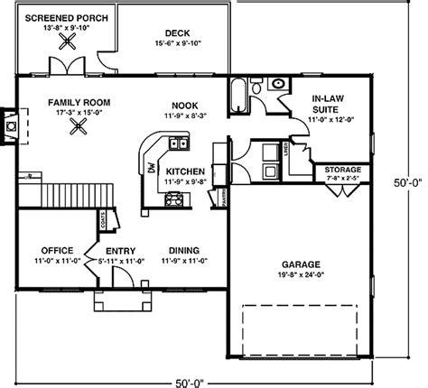 detached in suite floor plans detached in suite floor plans detached house floor plan