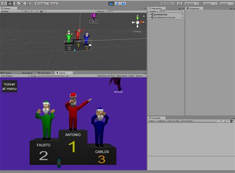 unity android mi primer juego en unity para android taringa