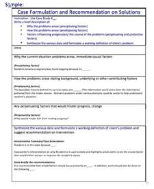 formulation template practice formulation icp for in house residents