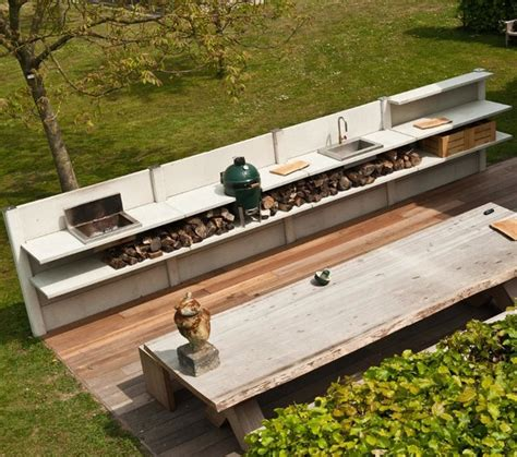 Outdoor Kitchen Modules by Outdoor Modular Kitchen Marceladick