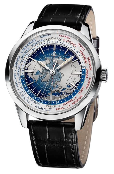 jaeger lecoultre geophysic universal time most