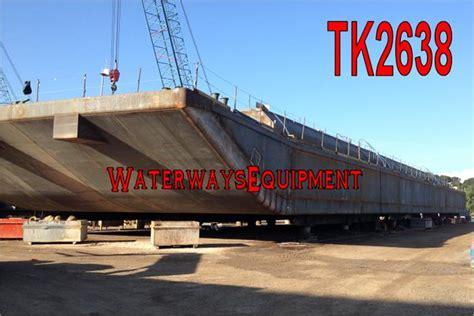 deck boat under 30k 30 000 bbl tank barge