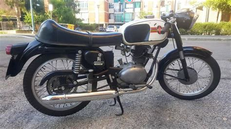 Motorrad 125 Ccm Gilera by Gilera 125 Ccm Sei Giorni Speciale 1965 Catawiki