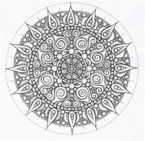 mandala coloring pages advanced level mandala coloring pages advanced level printable only