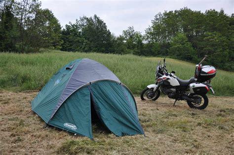 tenda moto moto e tenda binomio perfetto