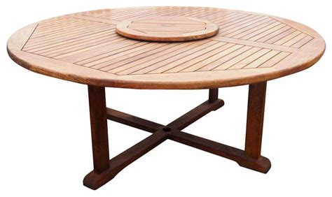 Circular Patio Table by Patio Table For Better Family Bonding Carehomedecor