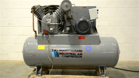 ingersoll rand t30 10hp air compressor