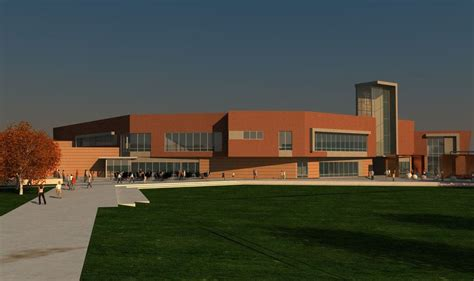 On Campus Job Resume by Central State Receives More Funds For New Student Center
