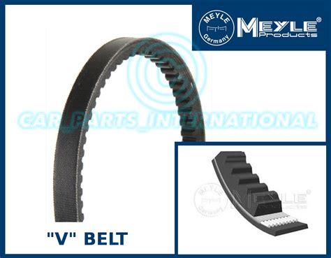 Fan Belt Mio meyle v belt avx10x850 850mm x 10mm fan belt alternator
