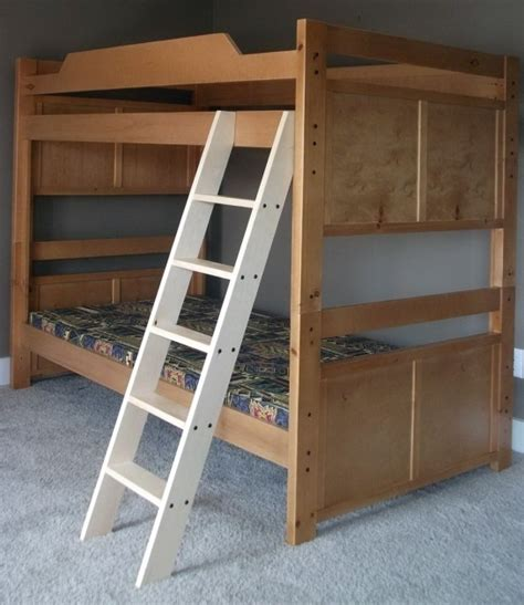 Wooden Bunk Bed Ladder by Wood Bunk Bed Ladder Only 2019 Bed Headboards