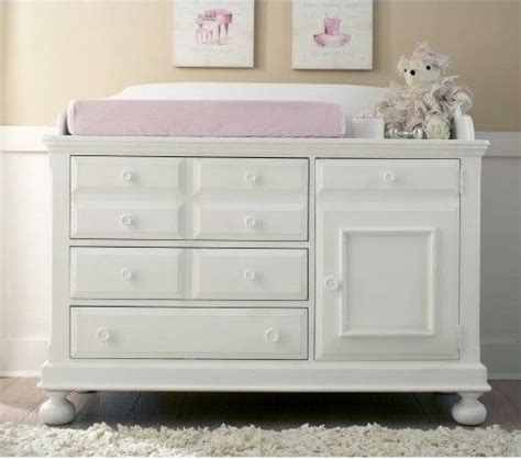 nursery dresser vs changing table creations baby summers evening combo dresser in rubbed