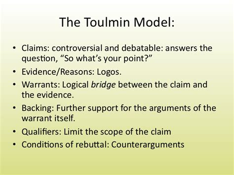 Sle Essay Arguments by Toulmin Sle Essay 28 Images Research Paper Topics On