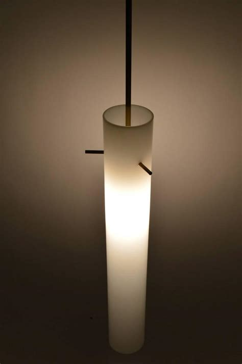 Cylinder Light Fixtures with Pair Of Glass Cylinder Light Fixtures At 1stdibs