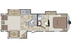 Cougar 5th Wheel Floor Plans by 2014 Cougar Xlite 28sgs Floor Plan 5th Wheel Keystone Rv