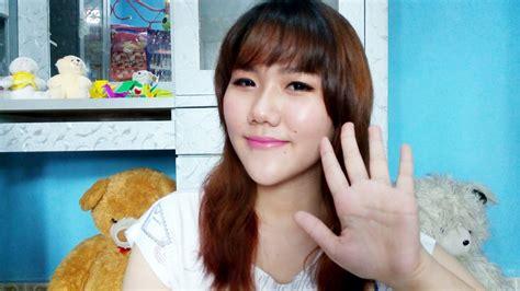 tutorial makeup natural ala korea youtube simple korean makeup tutorial makeup mudah ala korea