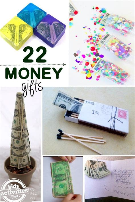 Creative Ideas For Giving Gift Cards - best 25 creative money gifts ideas on pinterest nephews birthday