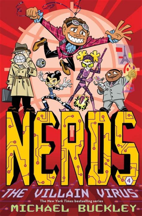 six four a novel books nerds by michael buckley