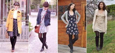 Porter Robe Hiver - comment porter une robe d 233 t 233 en hiver