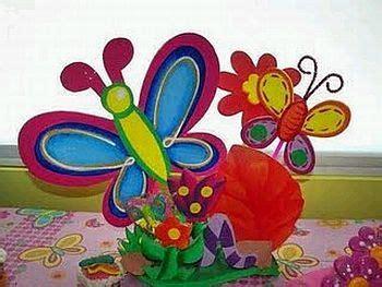muyameno fiestas infantiles decoraci 243 n mariposas centros de butterflies