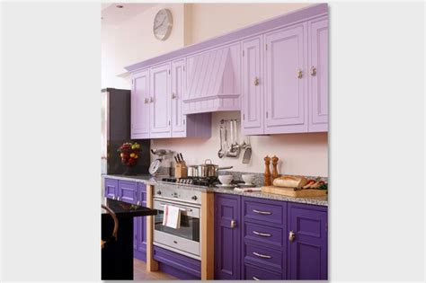 purple painted kitchen cabinets quicua