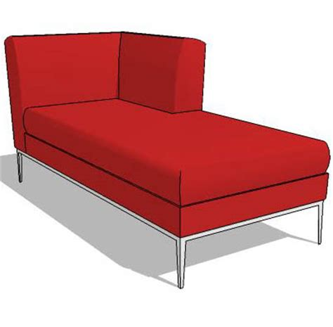 Sofa And Chaise Lounge Set Libre Modular Sofa Set 3d Model Formfonts 3d Models Textures