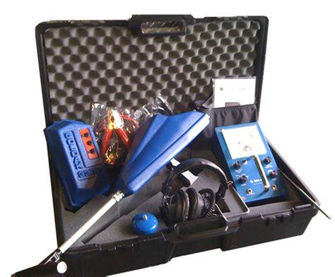 Plumbing Leak Detection Tools by Goldak Leak Detectors