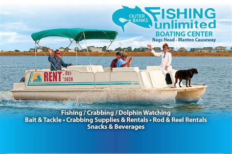 fishing boat rental outer banks top outer banks boat rentals for 2018 outerbanks