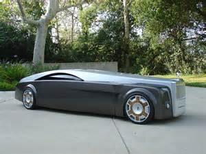 Bill Gates Rolls Royce Rolls Royce Apparition Concept Car Tuning News Auto News
