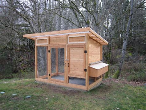Backyard Chicken Coop Backyard Chicken Coop Designs Nellcolas