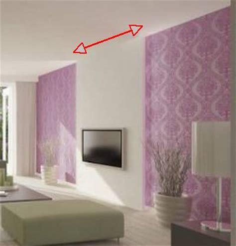 schouw zelf maken van gasbetonblokken valse wand in woonkamer materiaal soort
