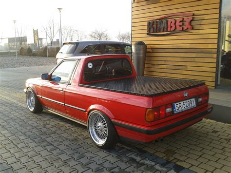tugboat red wine bmw e30 pick up real or no real retro rides