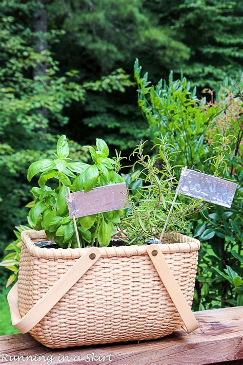 how to make an indoor herb garden how to make an indoor herb garden running in a skirt