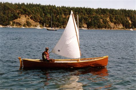 peapod boat peapod rower sailer spindrift custom rowboats