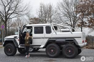 Mercedes G 6x6 Mercedes G 63 Amg 6x6 13 January 2014 Autogespot