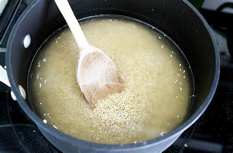 cocinar quinoa real c 243 mo hervir quinoa