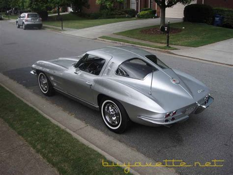 68 corvette split window 1963 corvette l76 split window coupe for sale at buyavette