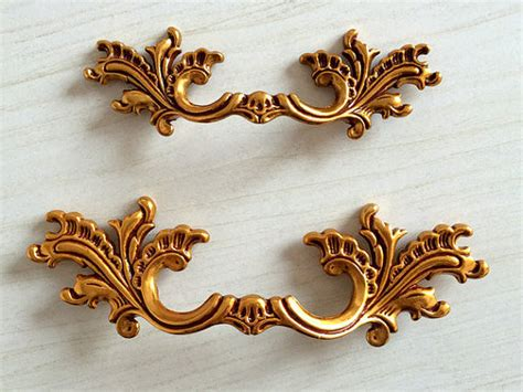 french gold cabinet hardware 2 5 center drawer pulls chinese goods catalog