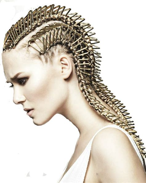 triangle hair triangle ring corn rows hairstyle you can do it 2 http