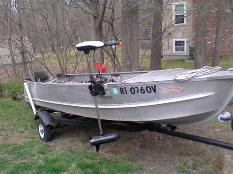 used 14 foot aluminum boats for sale ontario pin 14 foot aluminum sports pal canoe for sale in north