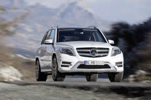 Mercedes Jeep 2013 2013 Mercedes Glk Suv Gets A Revised Look And More