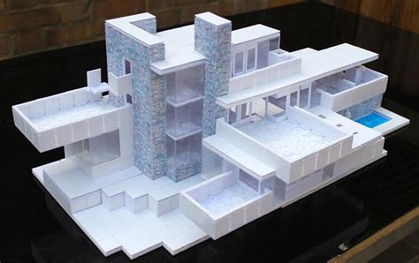 Architecture Design Kits A Slick Architectural Model Kit With Infinite Components